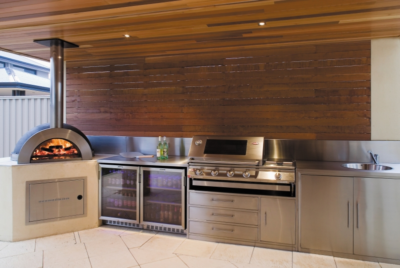Outdoor kitchens melbourne outdoor kitchen building and for Outdoor kitchen ideas australia